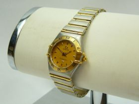 Ladies Omega Wrist Watch