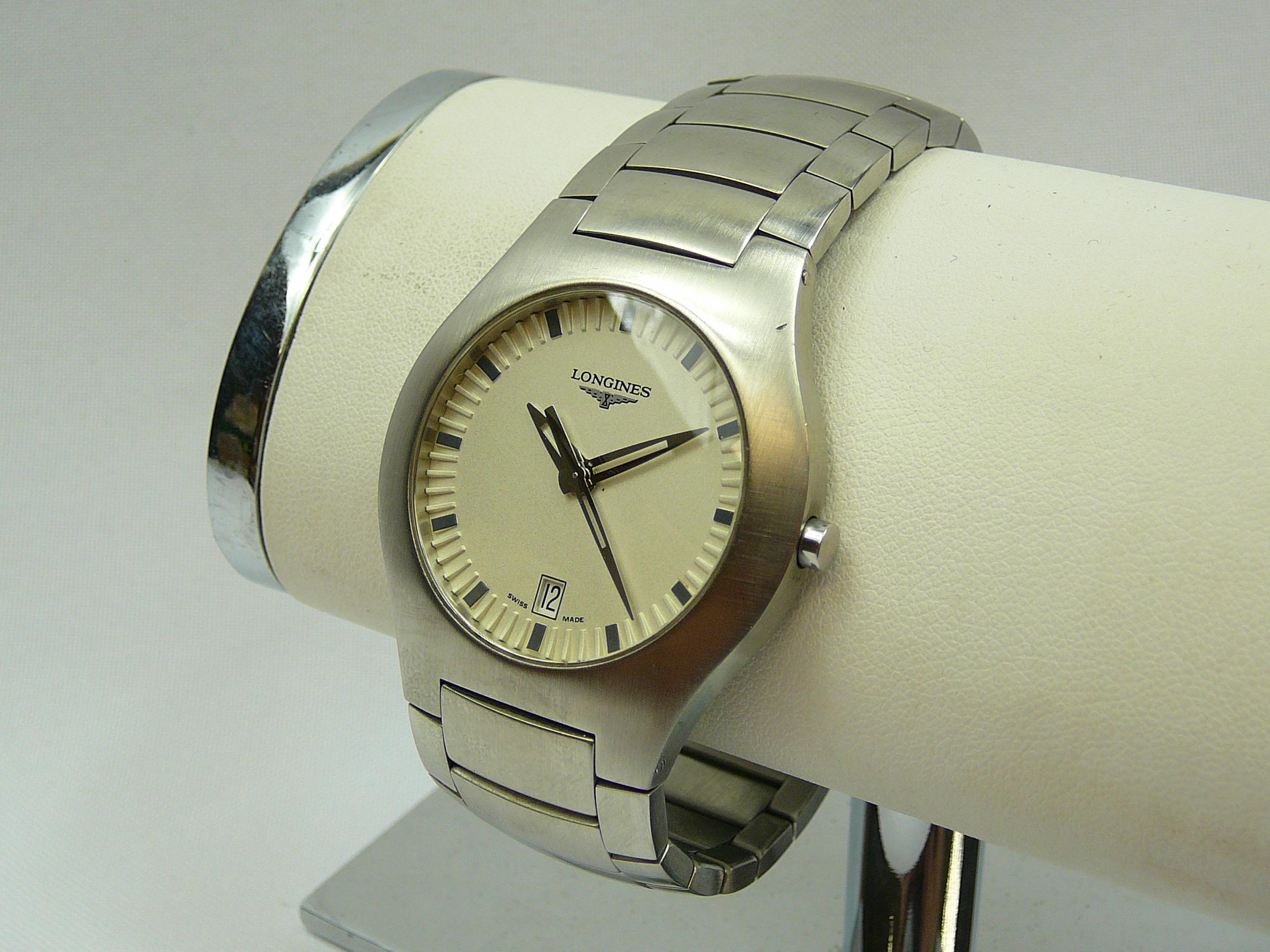 Gents Longines Wrist Watch - Image 2 of 3