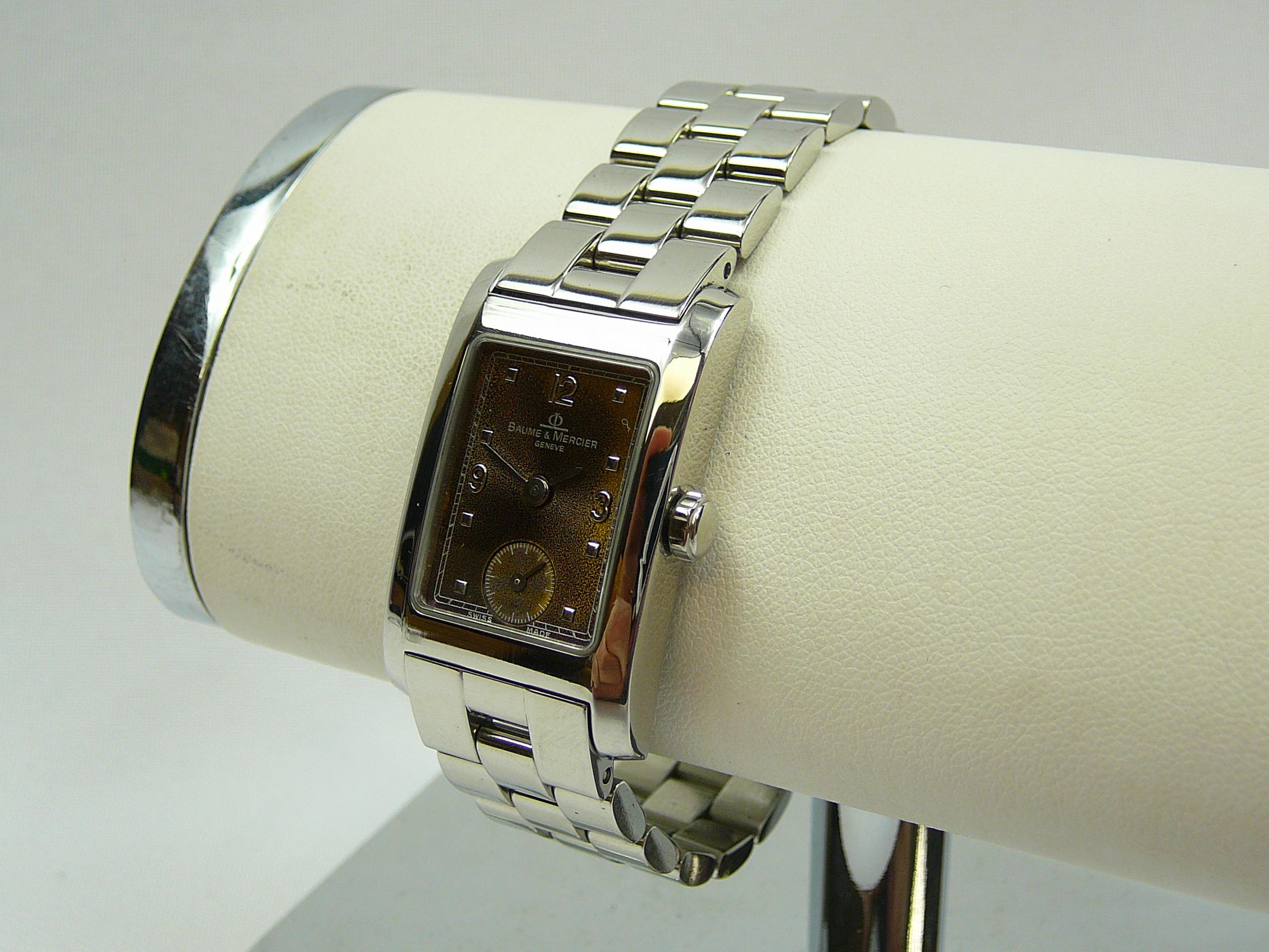 Ladies Baume & Mercier Wrist Watch