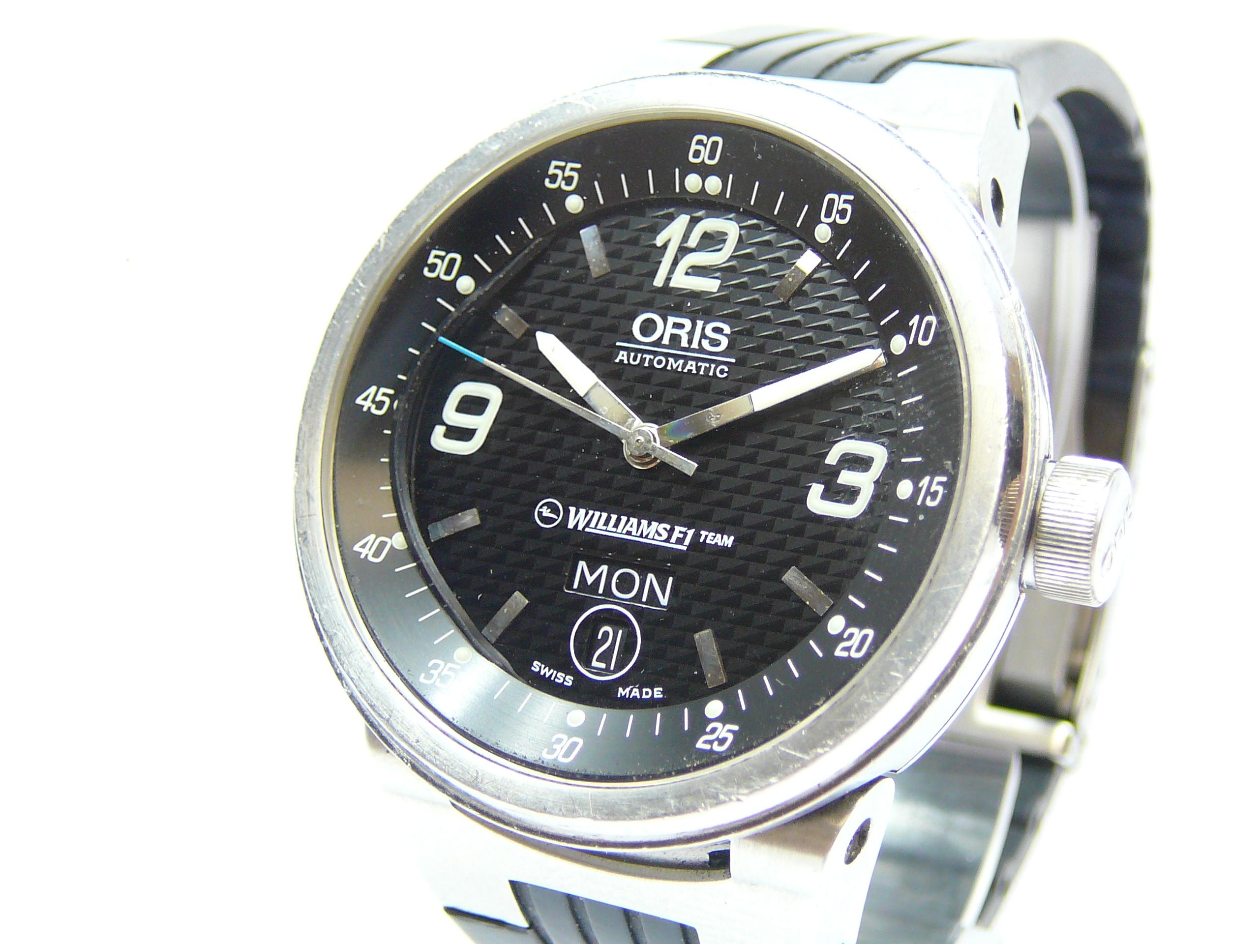 Gents Oris Wrist Watch - Image 2 of 3