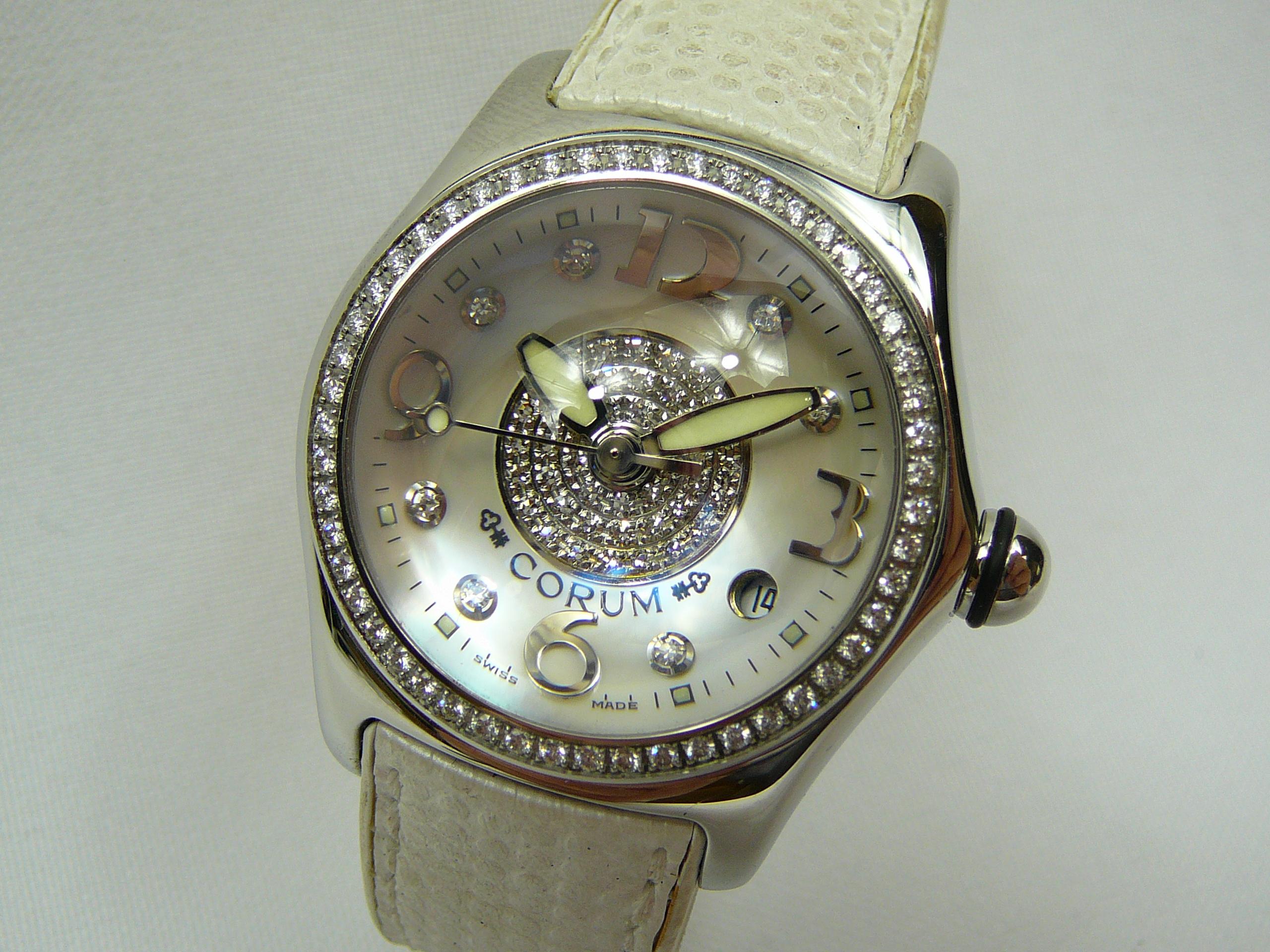 Ladies Corum Wrist Watch - Image 2 of 3