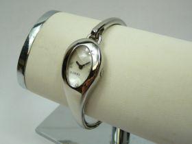 Ladies Gucci Bangle Wrist Watch