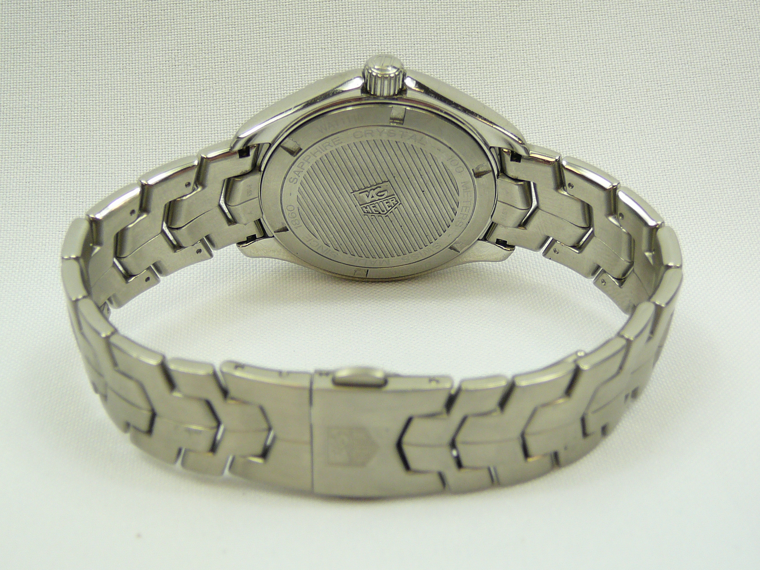 Gents Tag Heuer Wrist Watch - Image 3 of 3