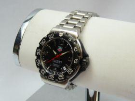 Mid Size Tag Heuer Wrist Watch