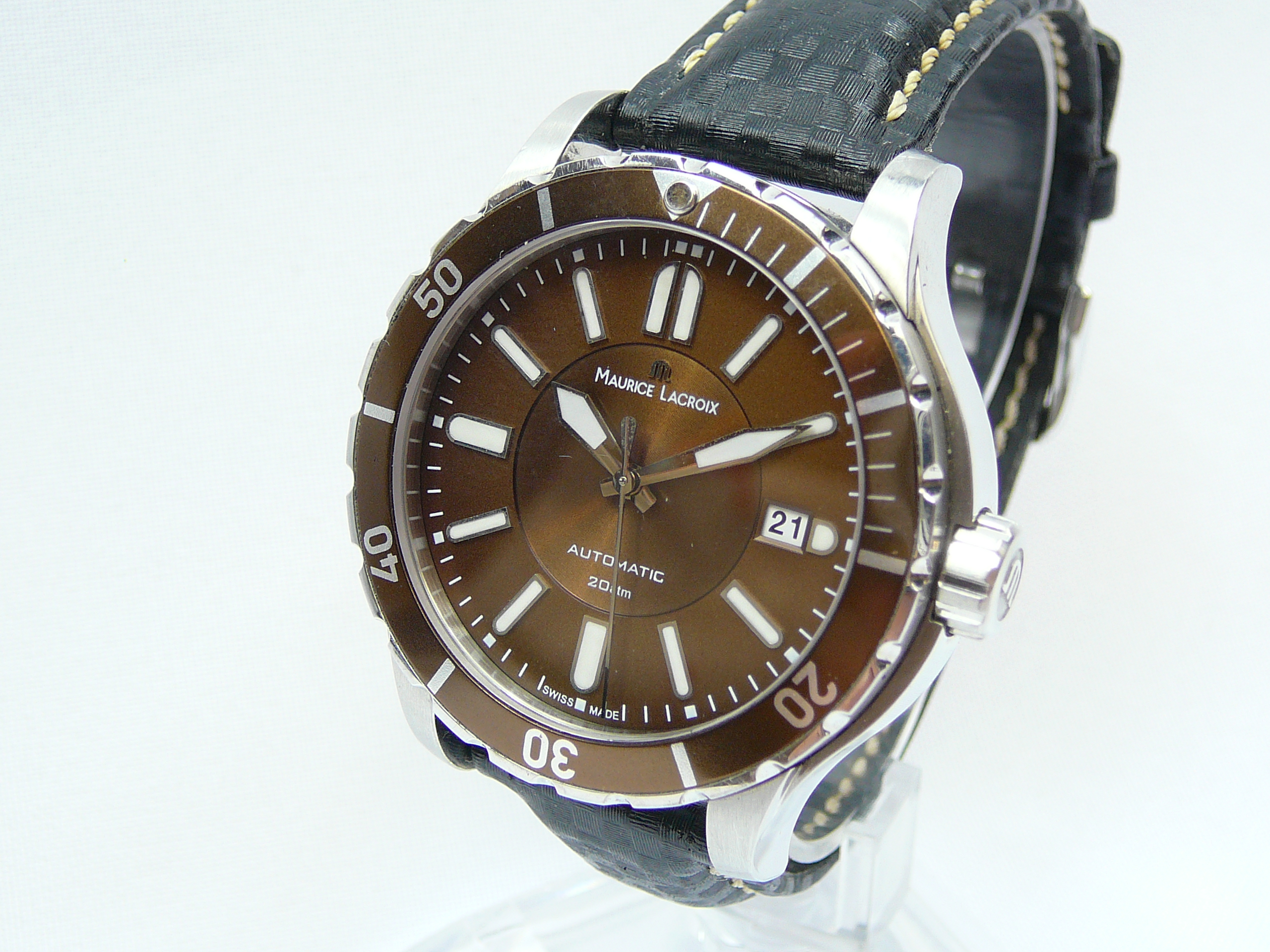 Gents Maurice Lacroix Wrist Watch - Image 2 of 3