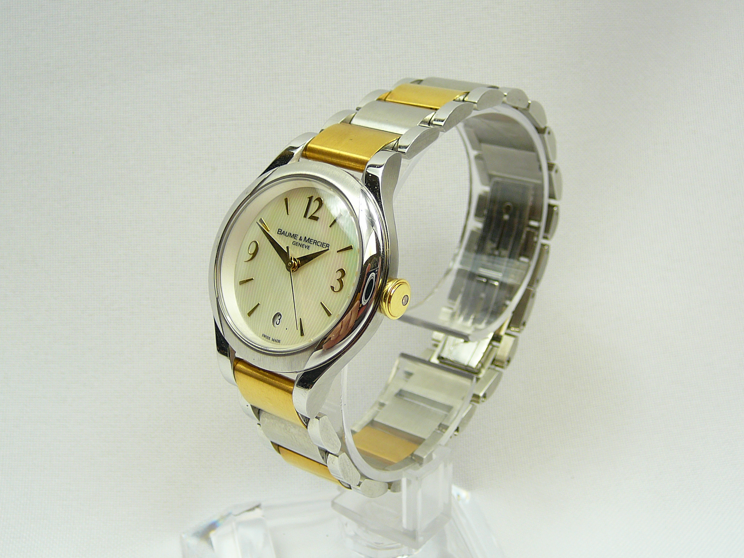 Ladies Baume & Mercier Wrist Watch