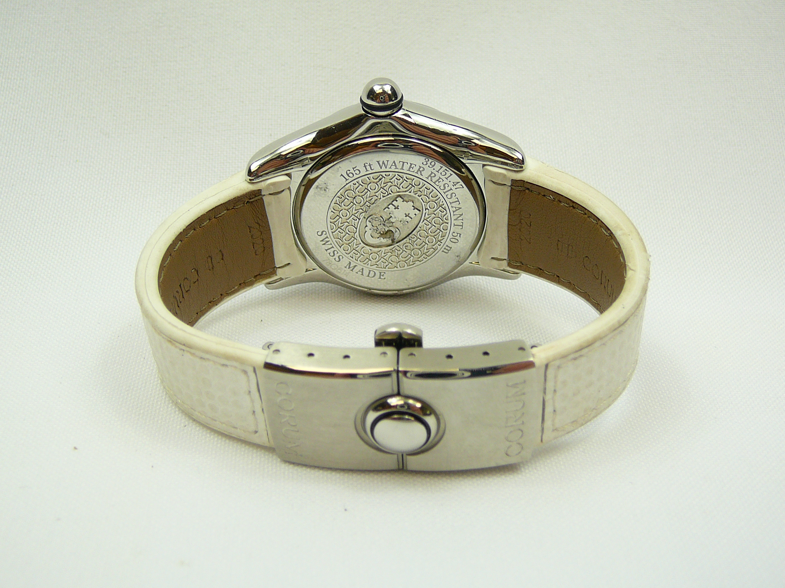 Ladies Corum Wrist Watch - Image 3 of 3
