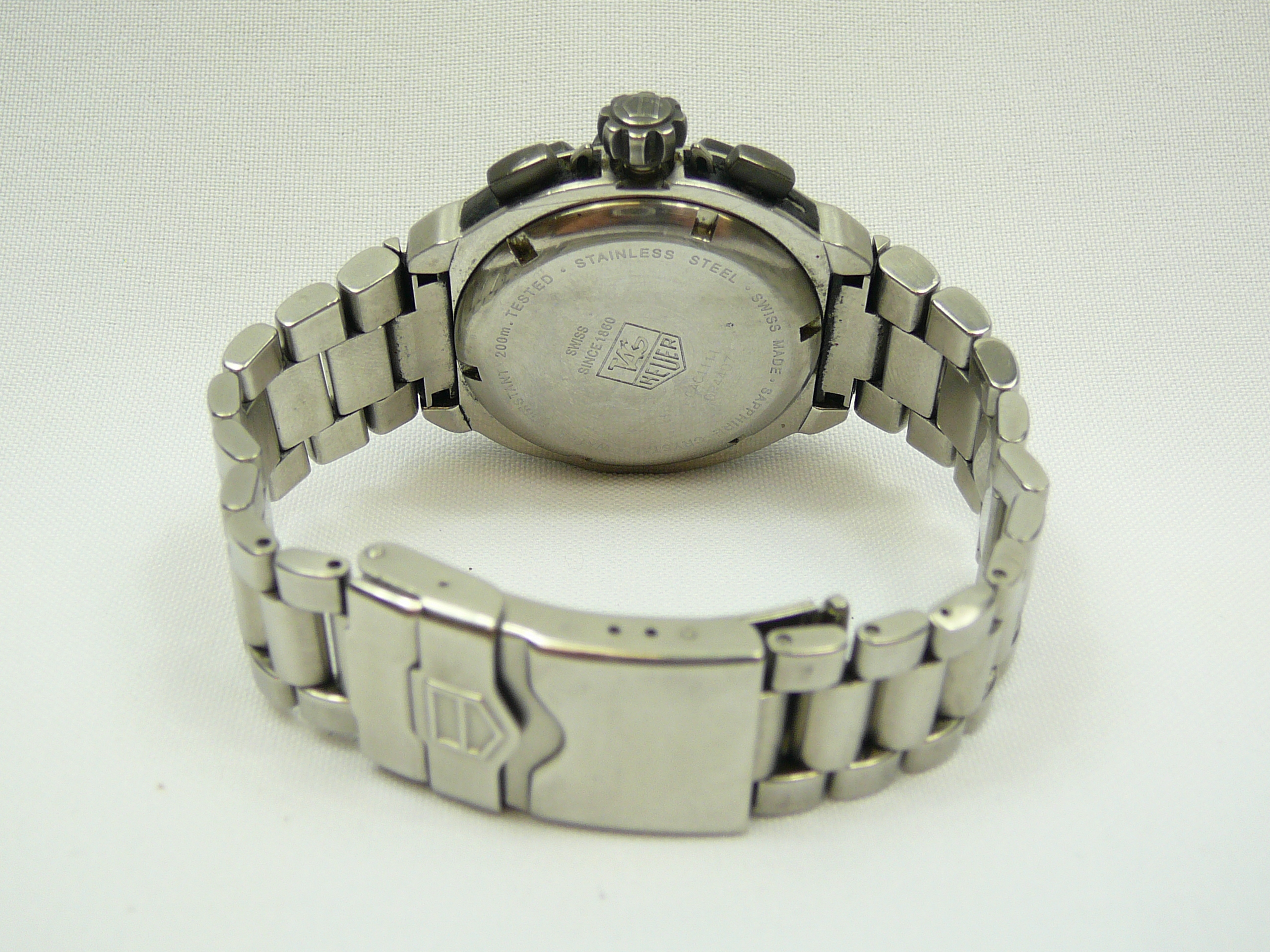Gents Tag Heuer Wrist Watch - Image 3 of 4