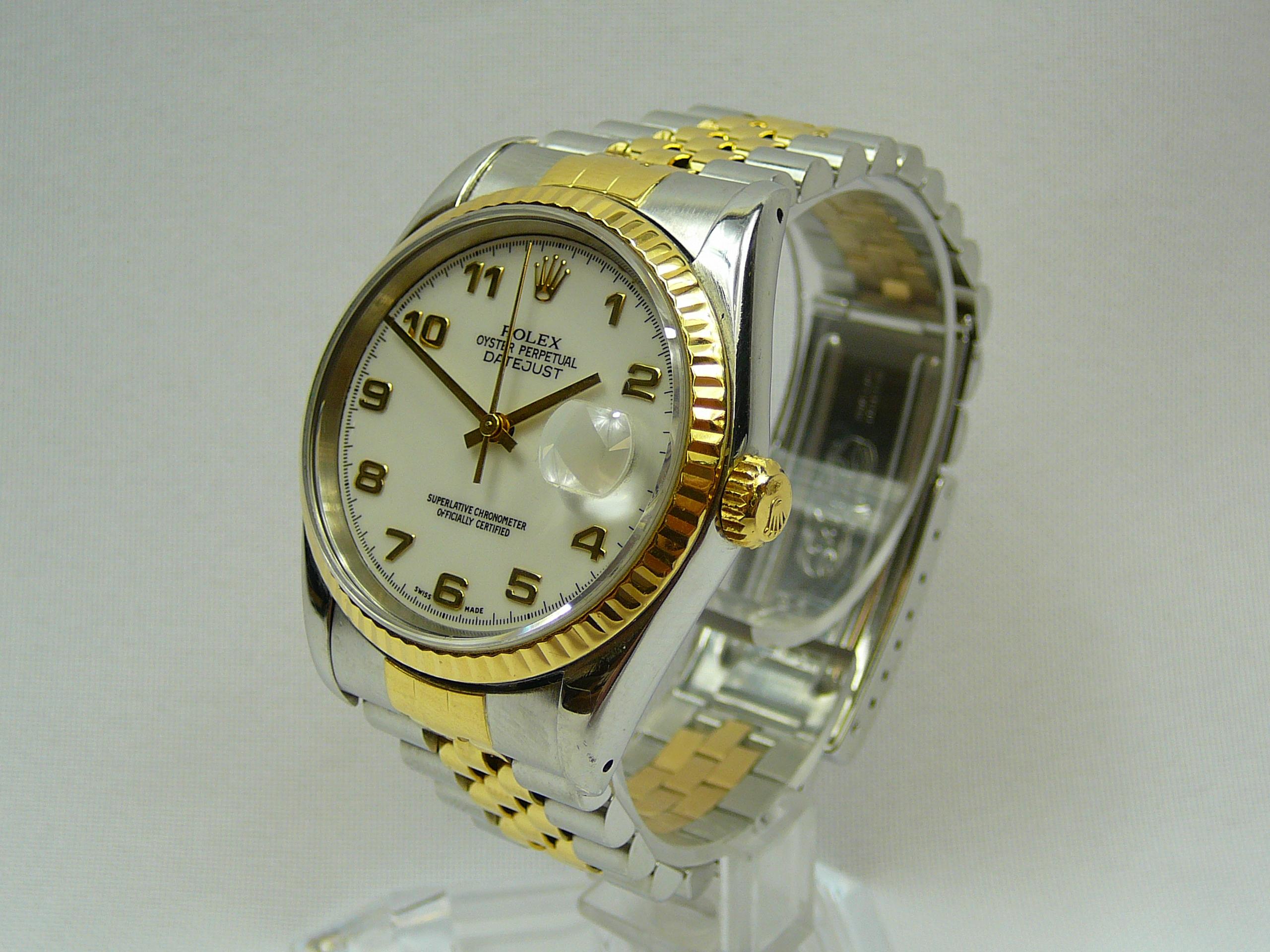 Gents Rolex Wrist Watch - Image 2 of 6