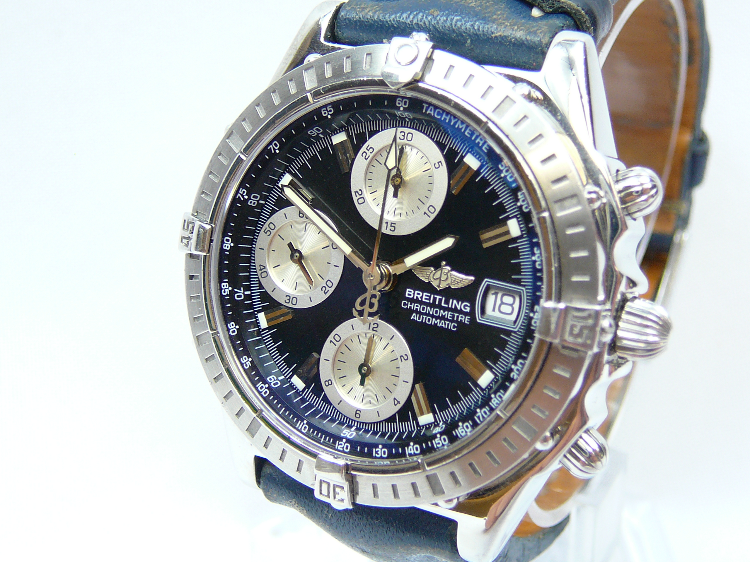 Gents Breitling Wrist Watch - Image 2 of 3