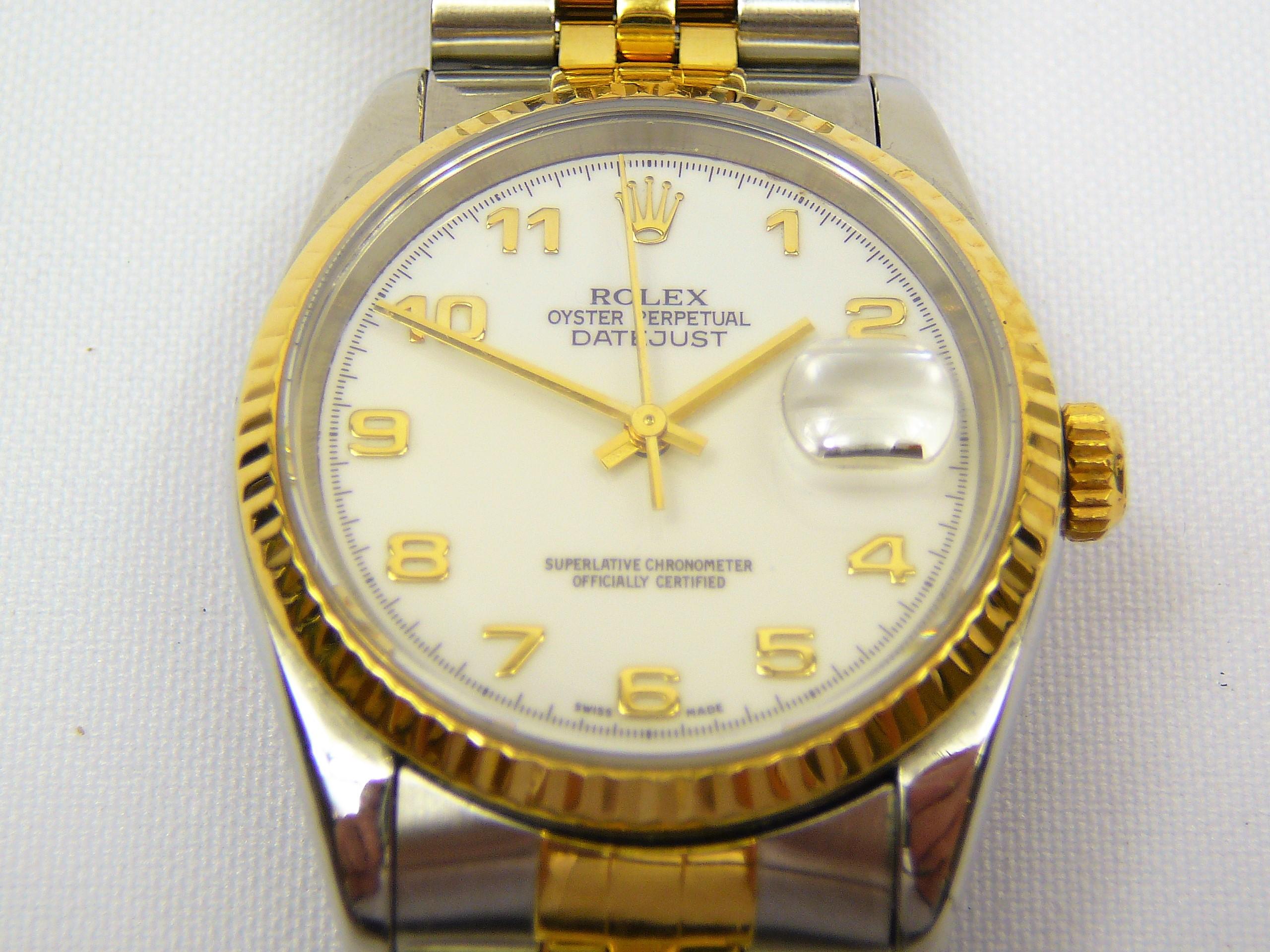 Gents Rolex Wrist Watch - Image 6 of 6