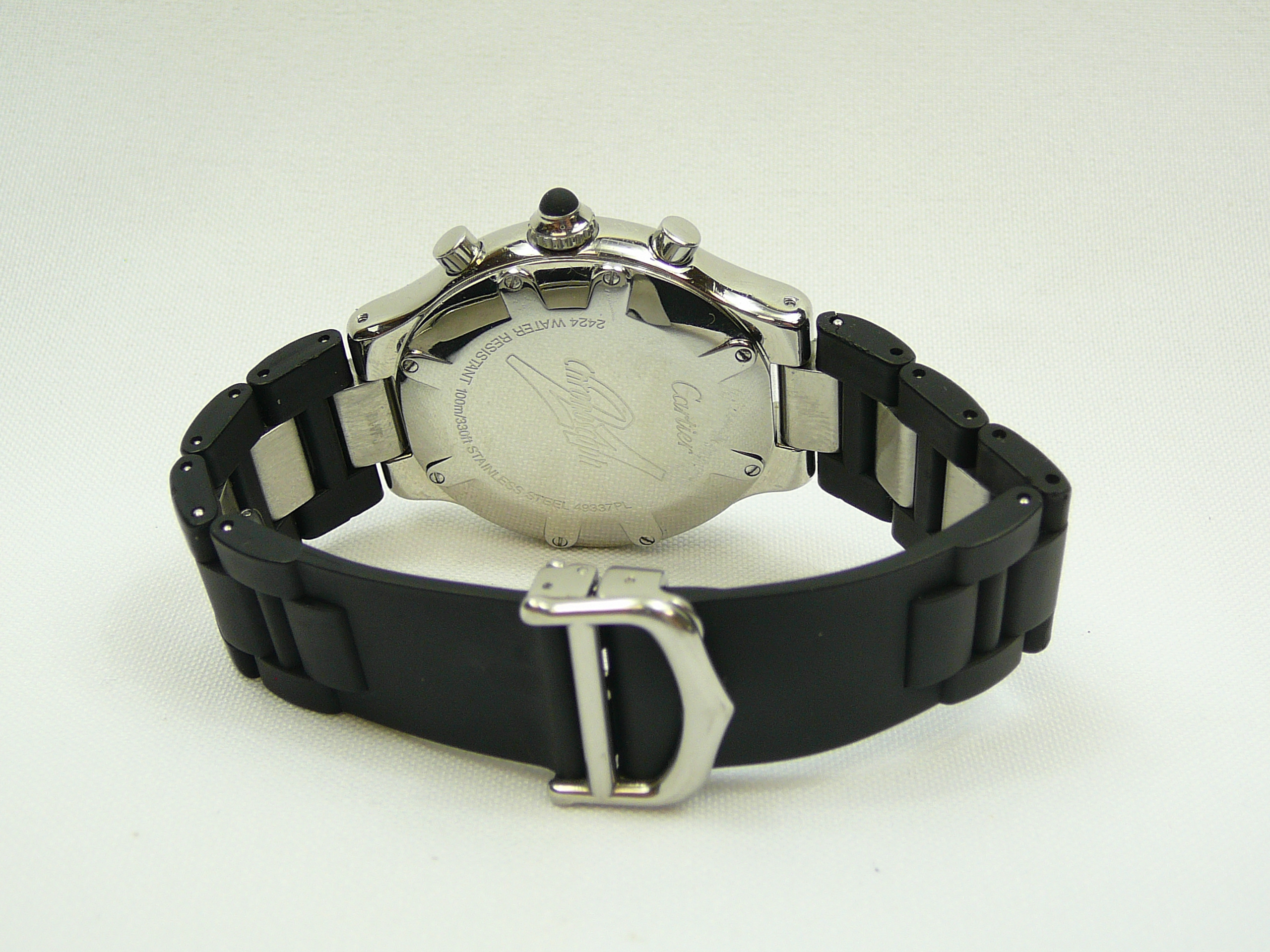Gents Cartier Wrist Watch - Image 3 of 3