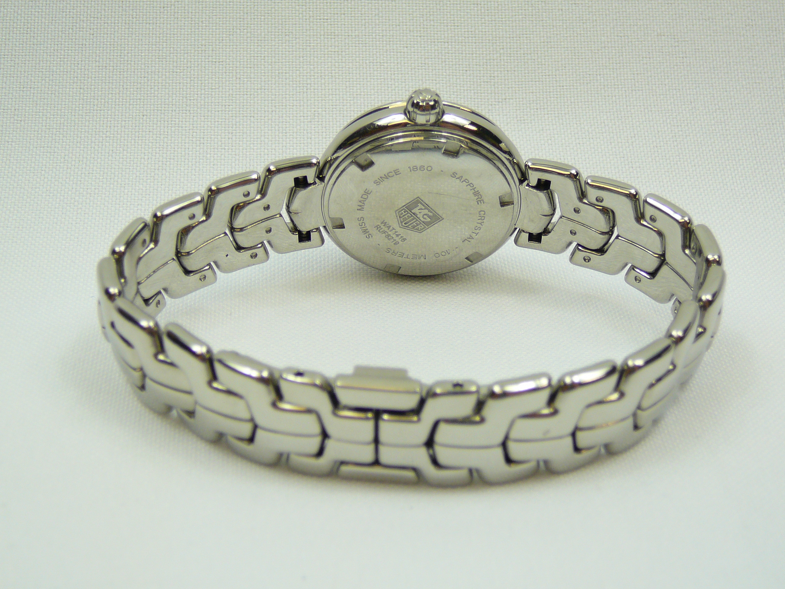 Ladies Tag Heuer Wrist Watch - Image 3 of 3