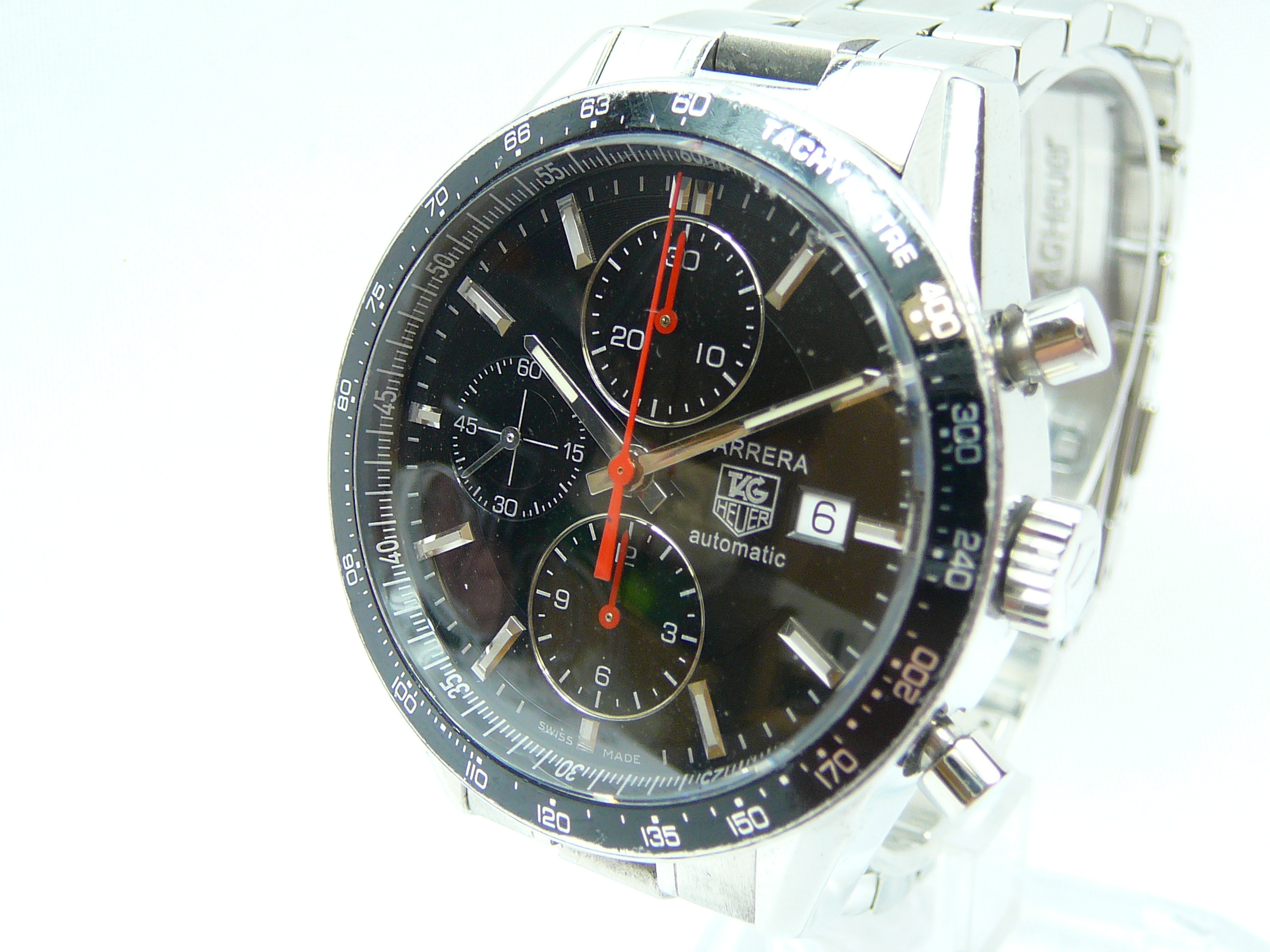 Gents Tag Heuer Wrist Watch - Image 2 of 4
