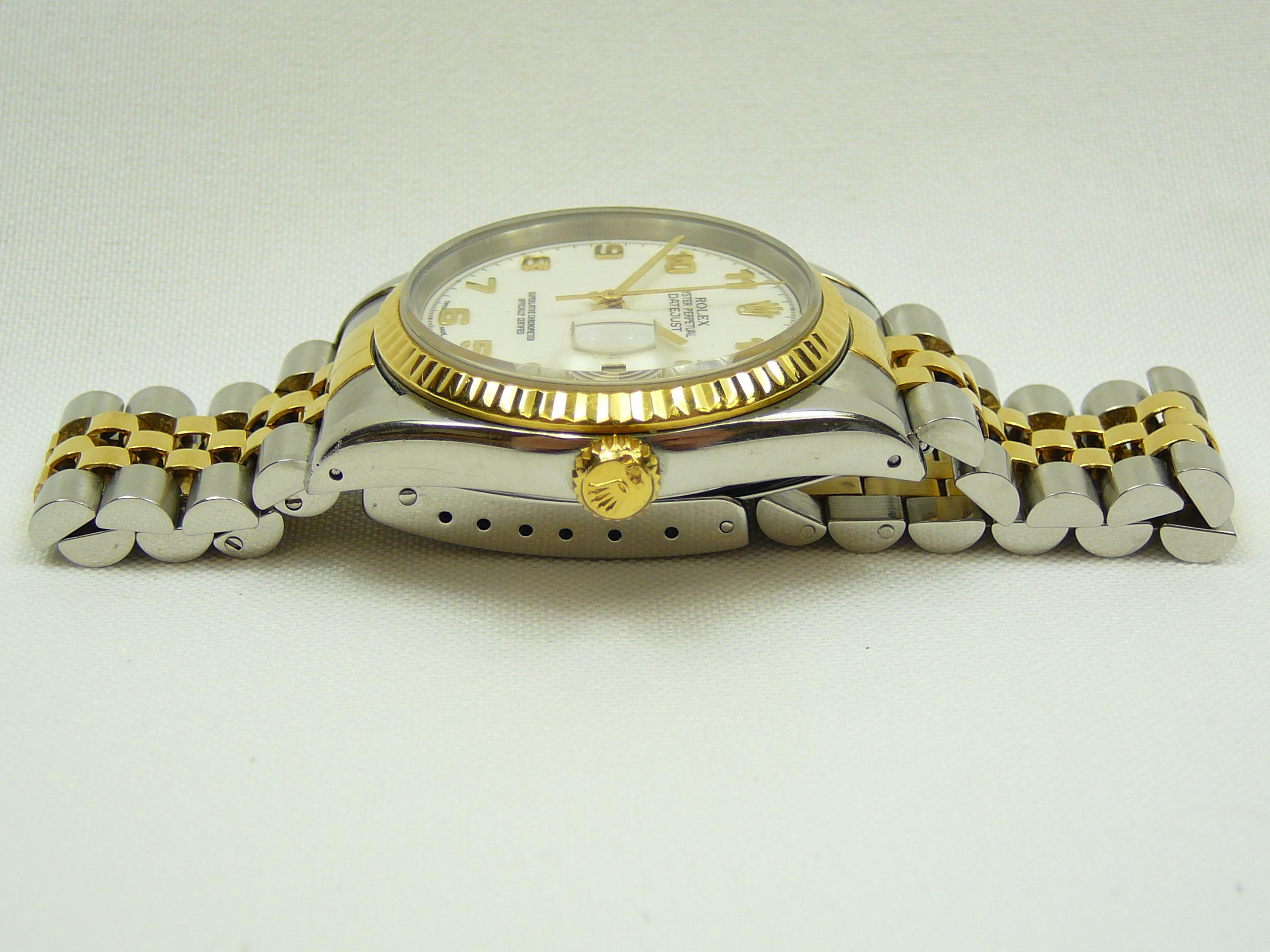 Gents Rolex Wrist Watch - Image 4 of 6