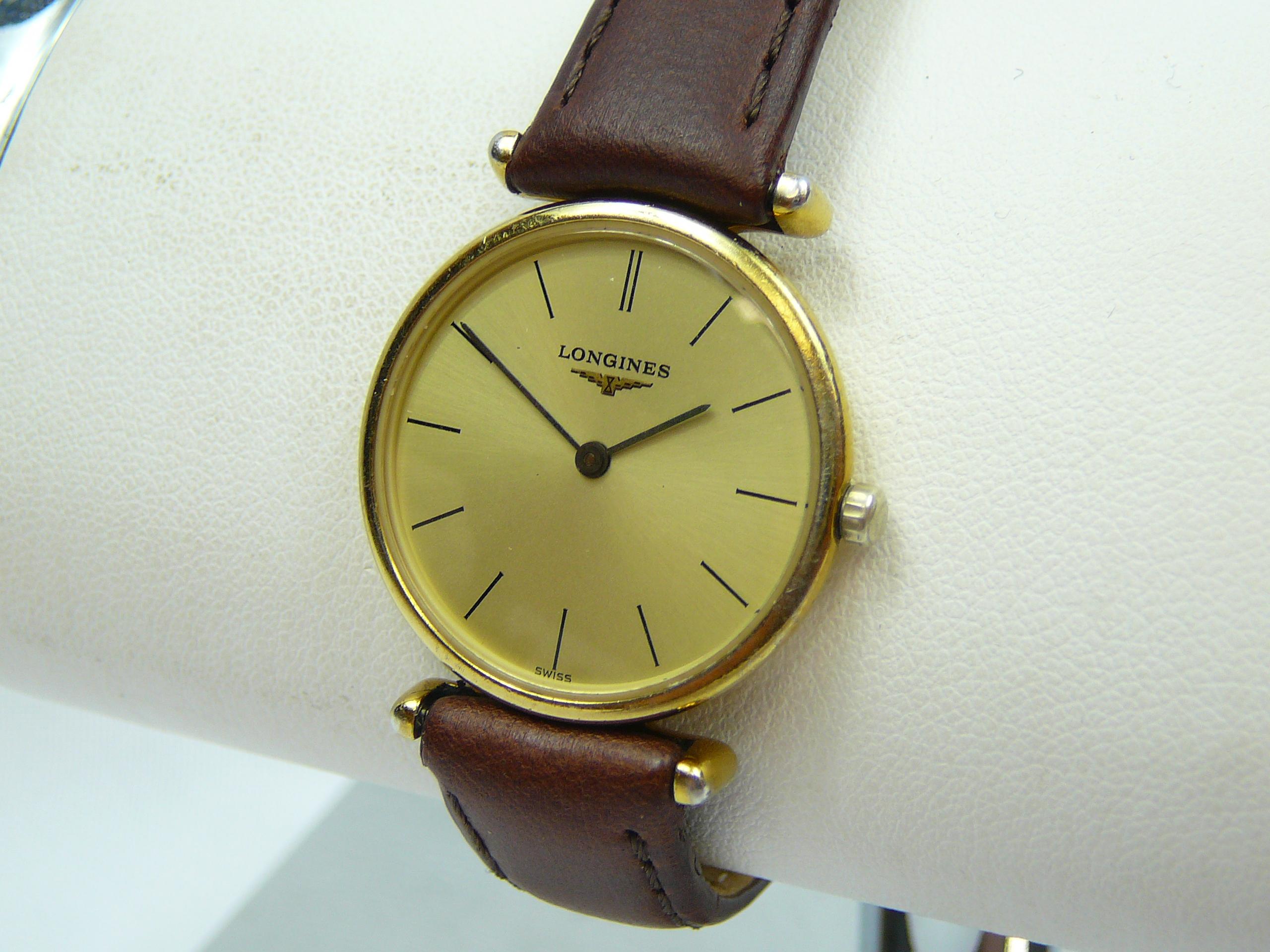 Ladies Longines Wrist Watch - Image 2 of 3