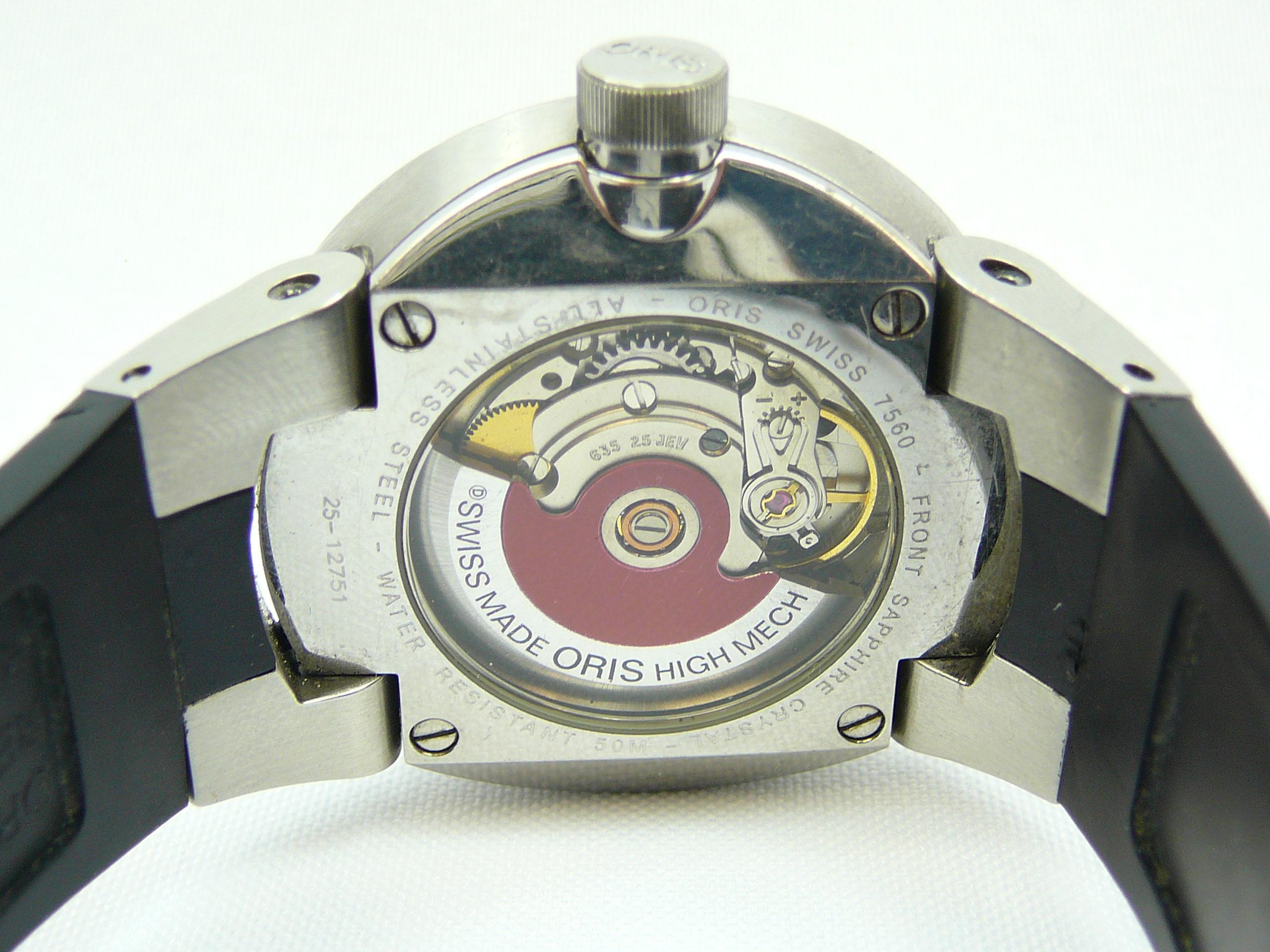 Gents Oris Wrist Watch - Image 3 of 3