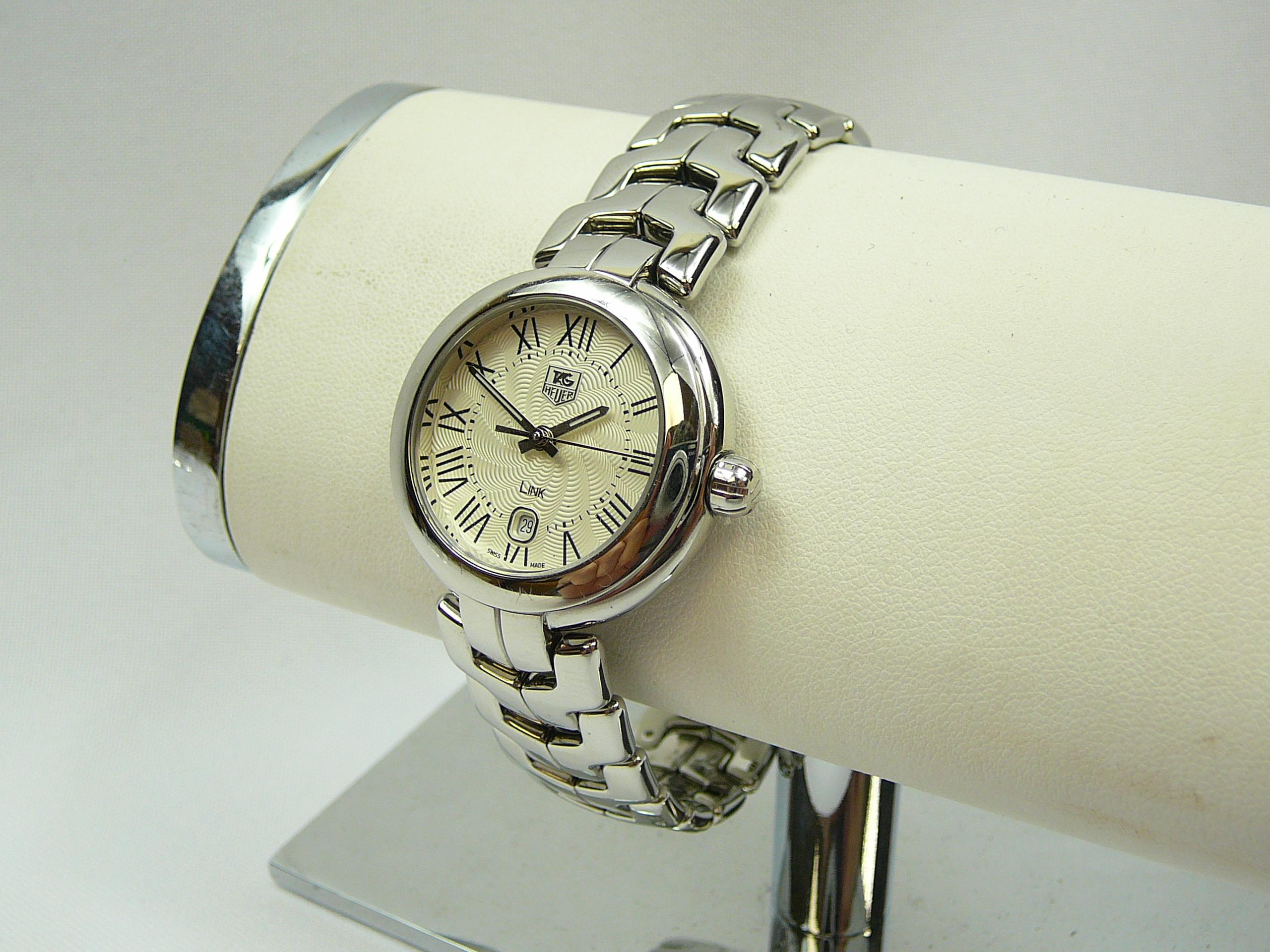 Ladies Tag Heuer Wrist Watch - Image 2 of 3