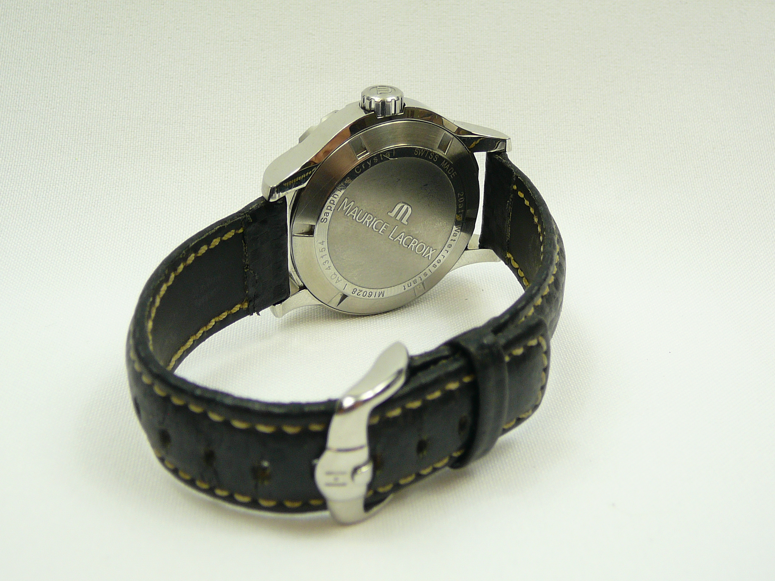 Gents Maurice Lacroix Wrist Watch - Image 3 of 3