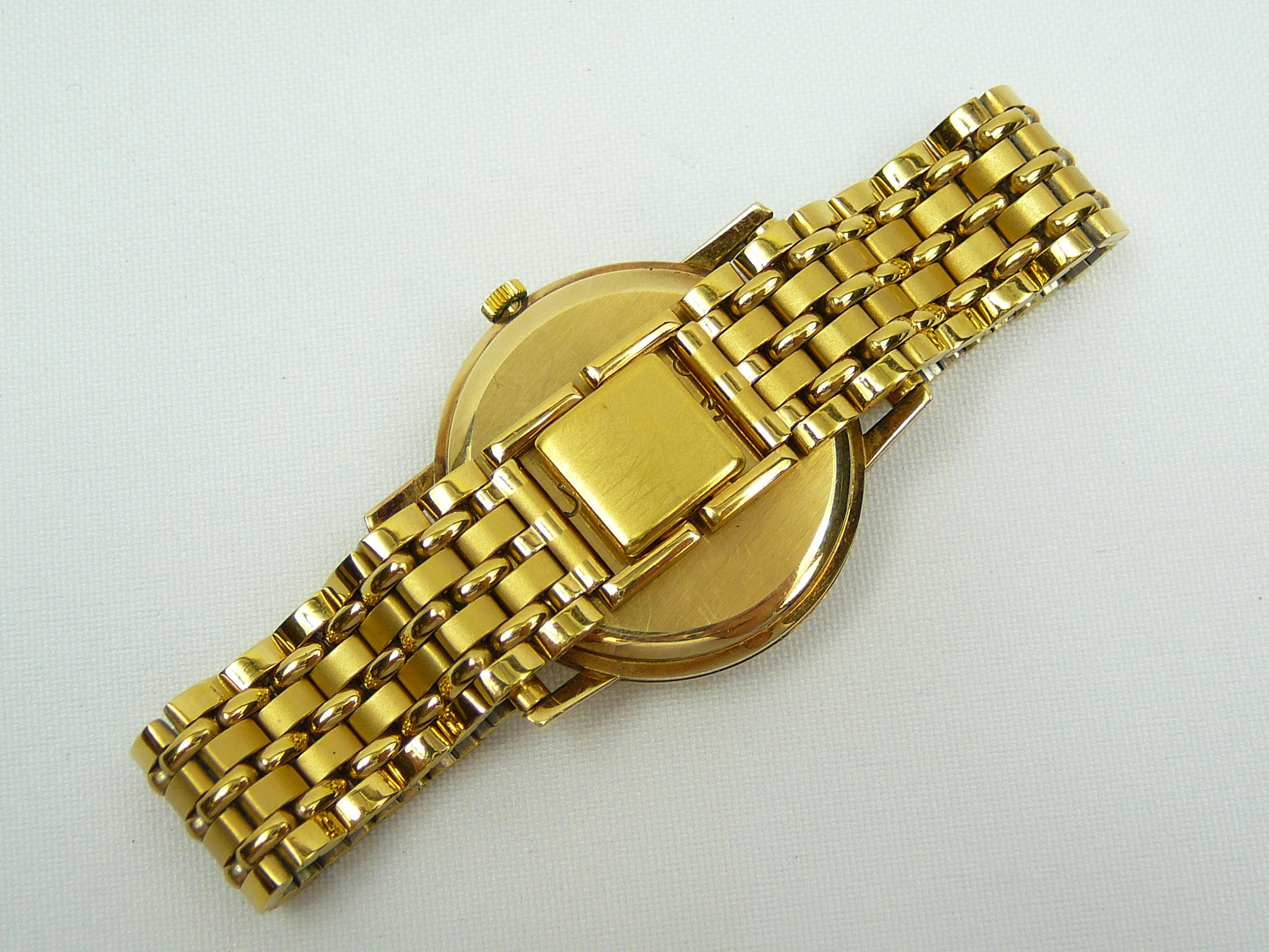 Gents Vintage Gold Longines Wrist Watch - Image 3 of 5