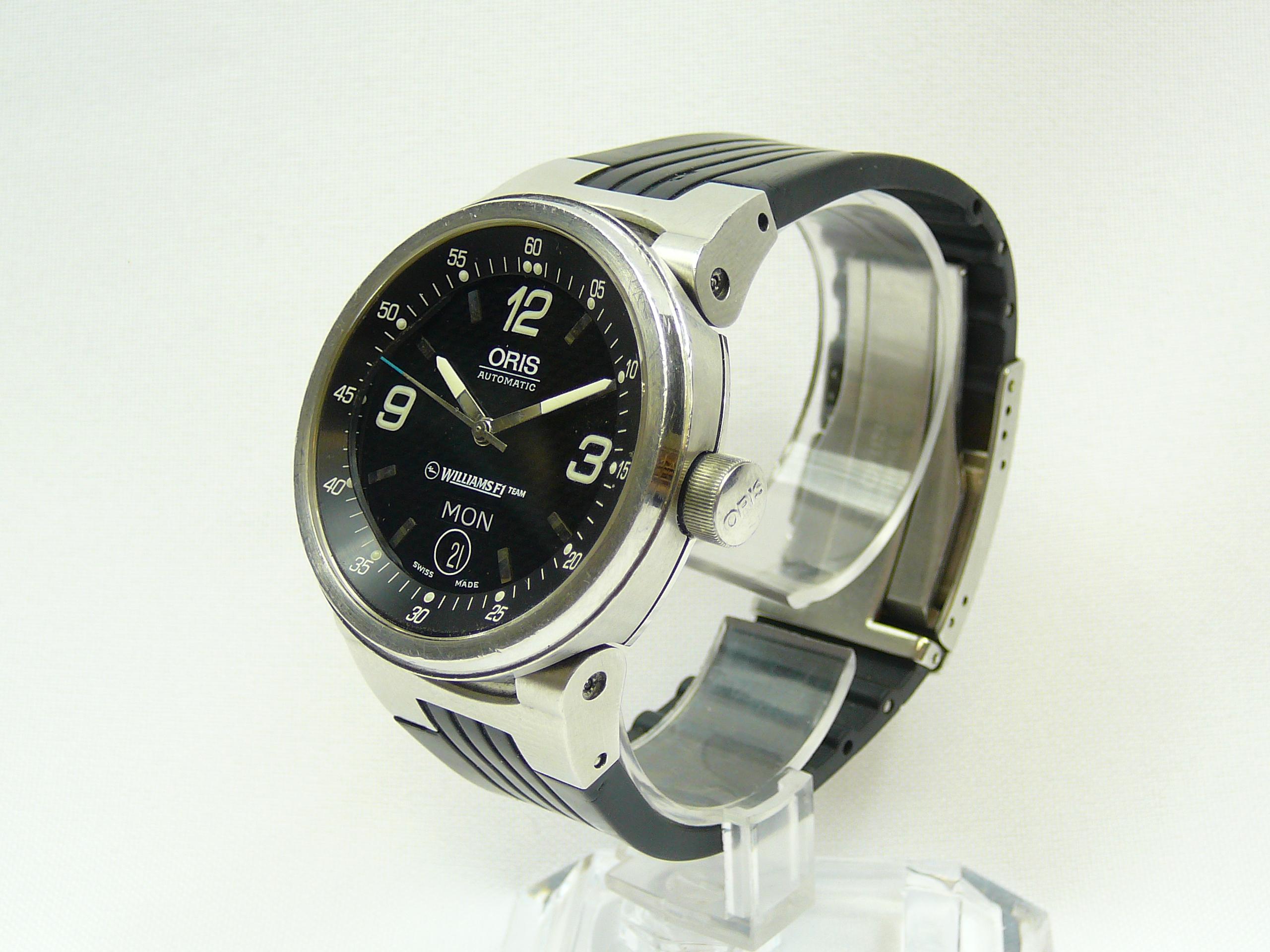 Gents Oris Wrist Watch