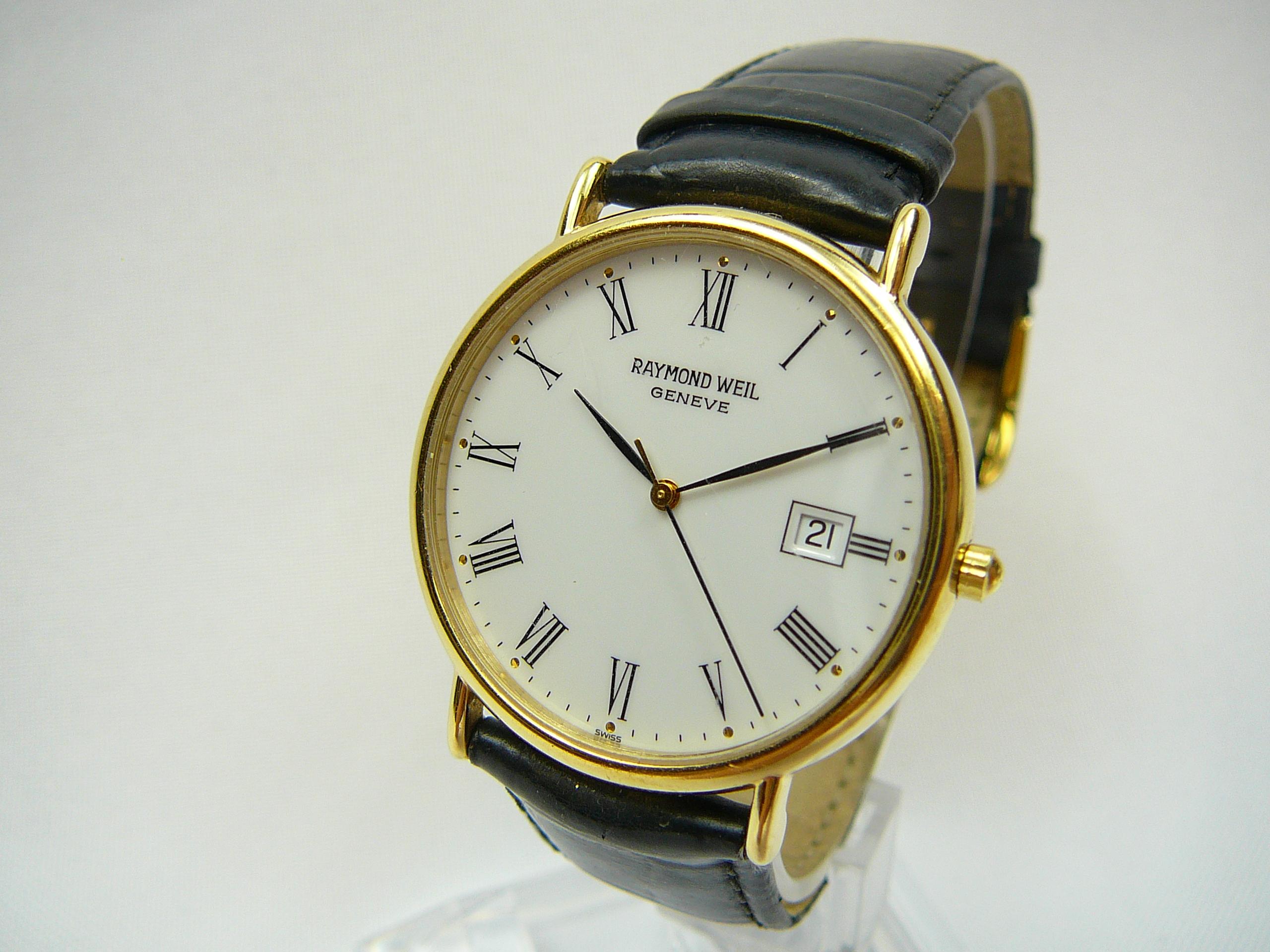 Gents Raymond Weil Wrist Watch - Image 2 of 3