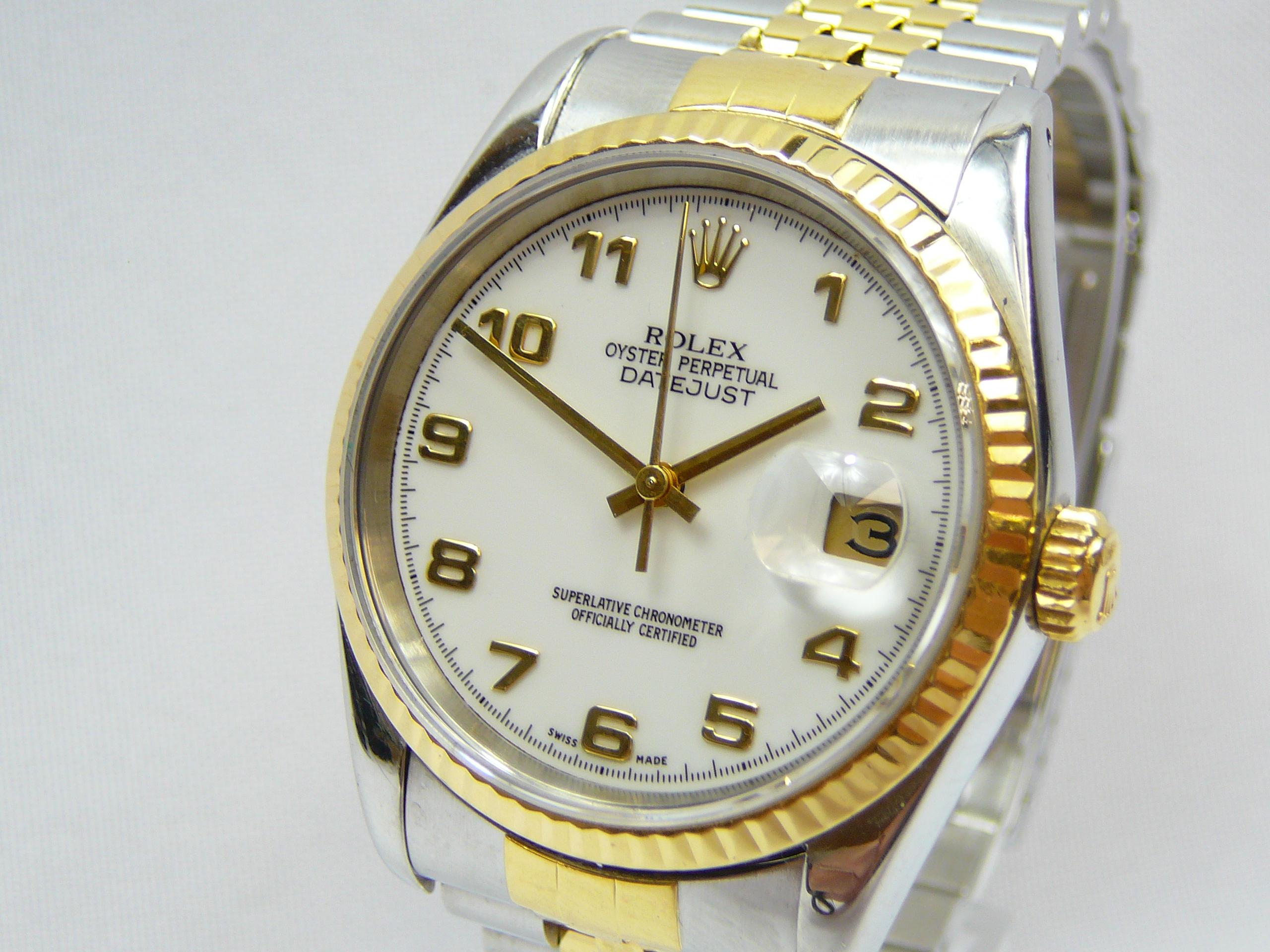 Gents Rolex Wrist Watch - Image 3 of 6
