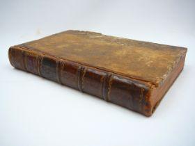 Mid 18th Century copy of Comtes Et Nouvelles En Verse by Delafontaine