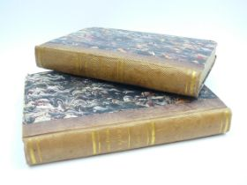 Mid 19th Copy of Le Rhin by Victor Hugo (2 volumes)