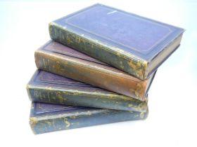 4 Volumes Tausend Und Eine Nacht