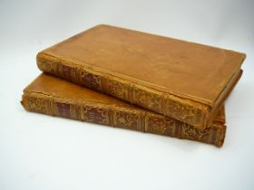18th Century copy of Noah attempted from the German of Mr Bodmer. Two volumes.