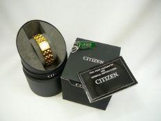 Ladies Citizen wristwatch