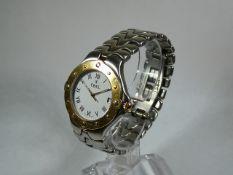 Gents Ebel Wrist Watch