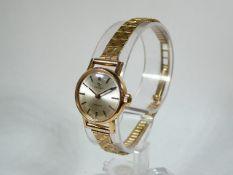 Ladies Vintage Omega Wrist Watch