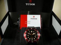 Boxed Gents Tudor Wrist Watch
