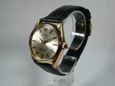 Gents Rolex Gold Wrist Watch