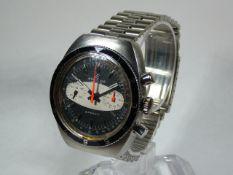 Gents Vintage Breitling Wrist Watch