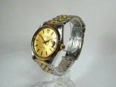 Gents Tudor Wrist Watch