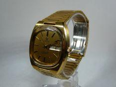 Gents Vintage Omega Wrist Watch