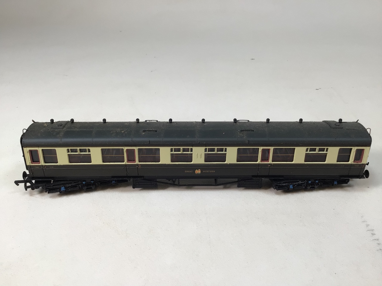 A Hornby Industrial Set (boxed) and unused with six extra carriages (used) 00 gauge. - Image 8 of 9