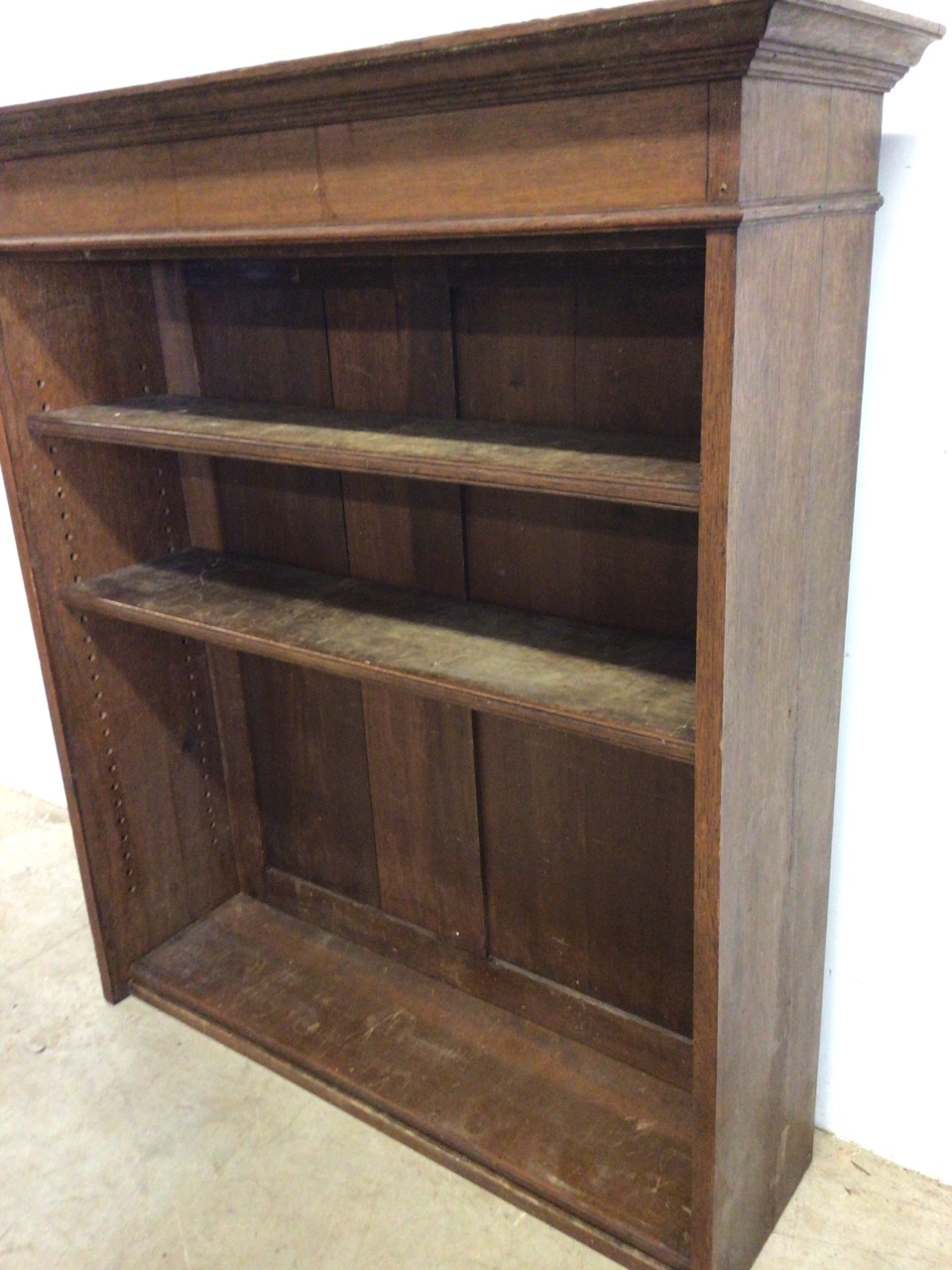 A set of early 20th century bookshelves. - Image 2 of 5
