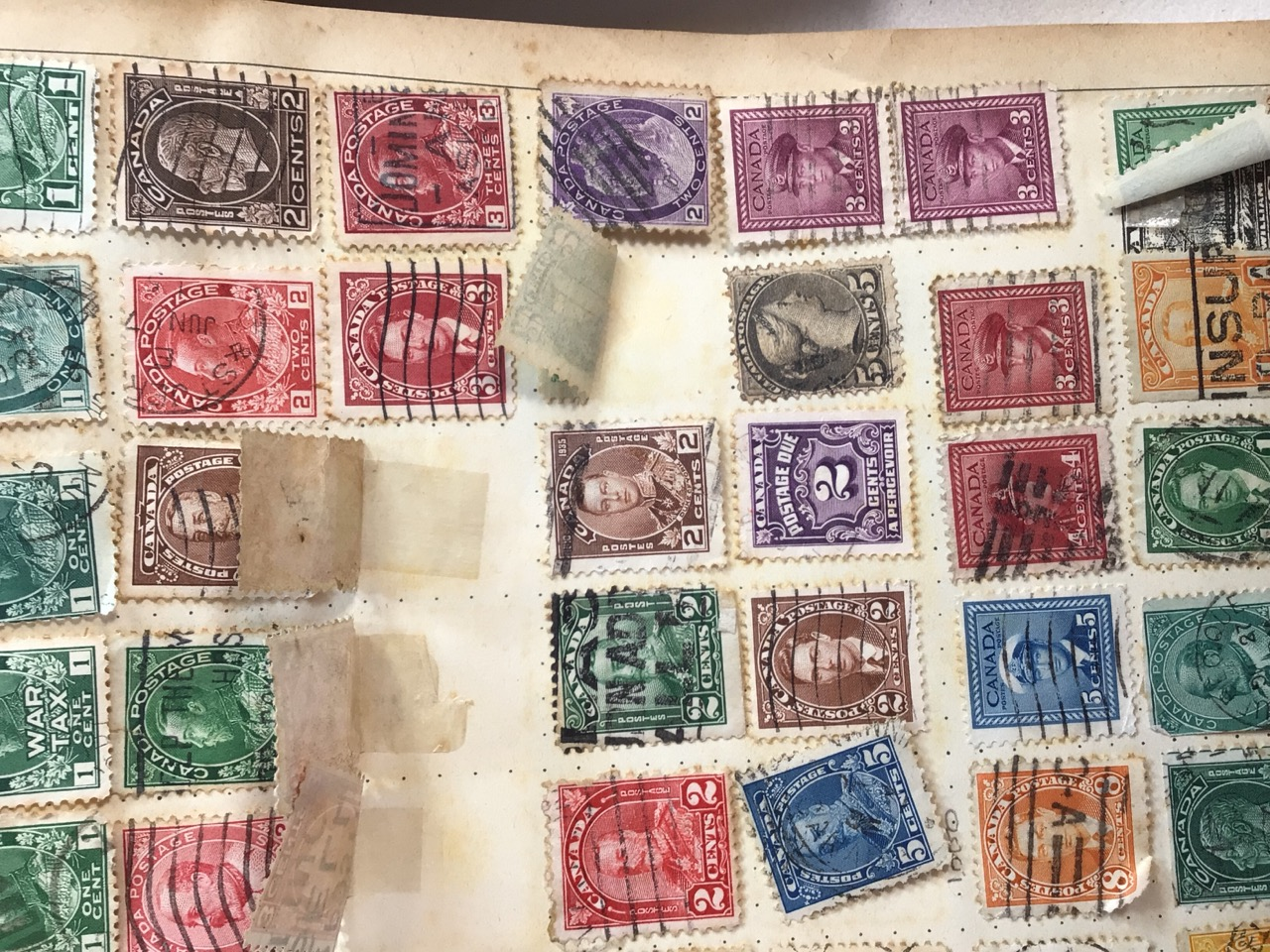 A large collection of stamps Great Britain and Europe. - Image 3 of 4