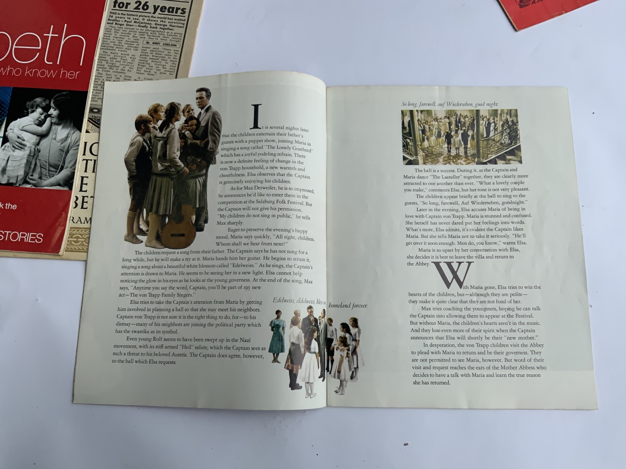 The Beatles 1967 song book contains all songs from SGT. Pepper Lonely Heart Club Band plus - Image 7 of 8