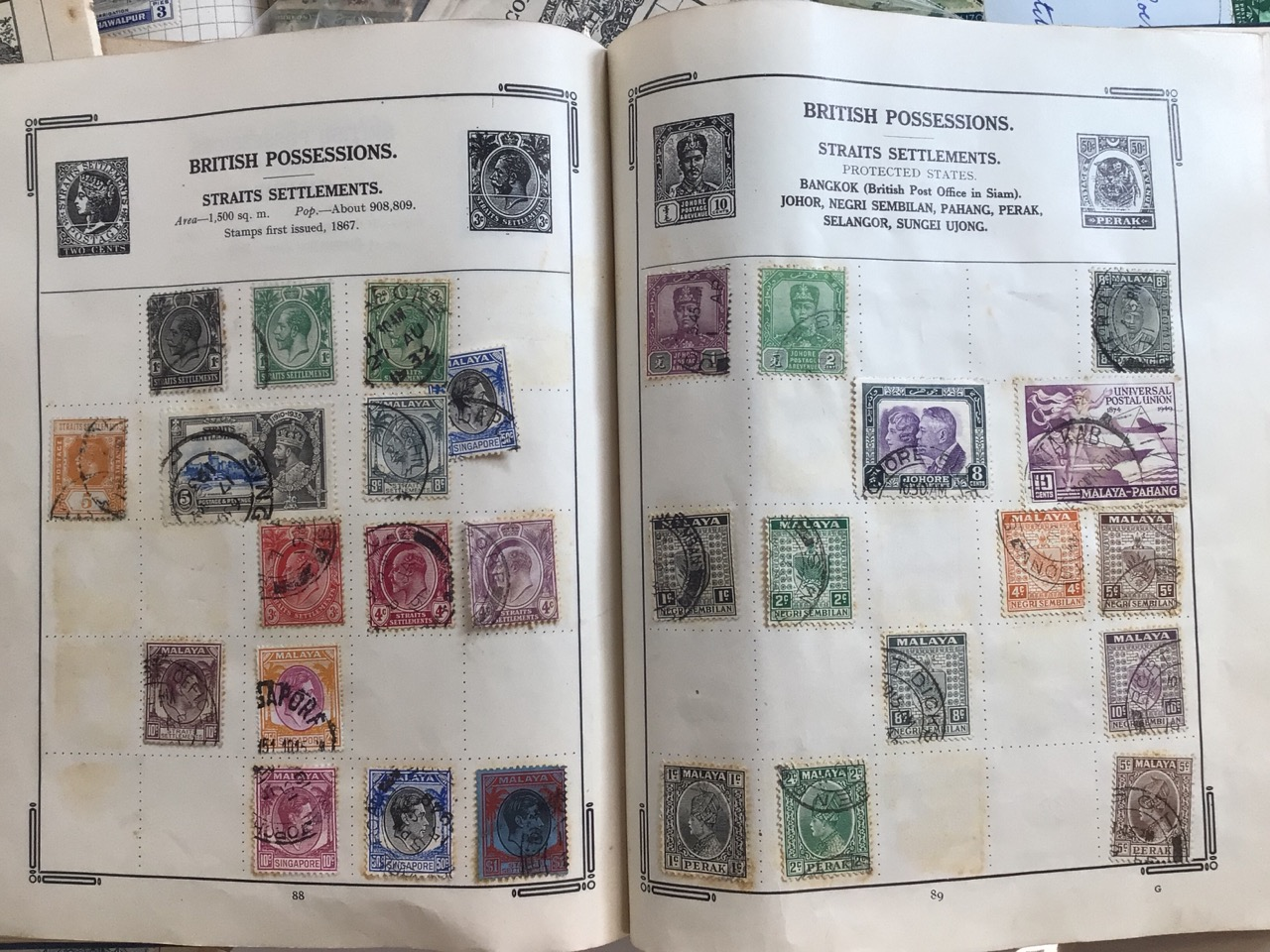 A large collection of stamps Great Britain and Europe. - Image 4 of 4