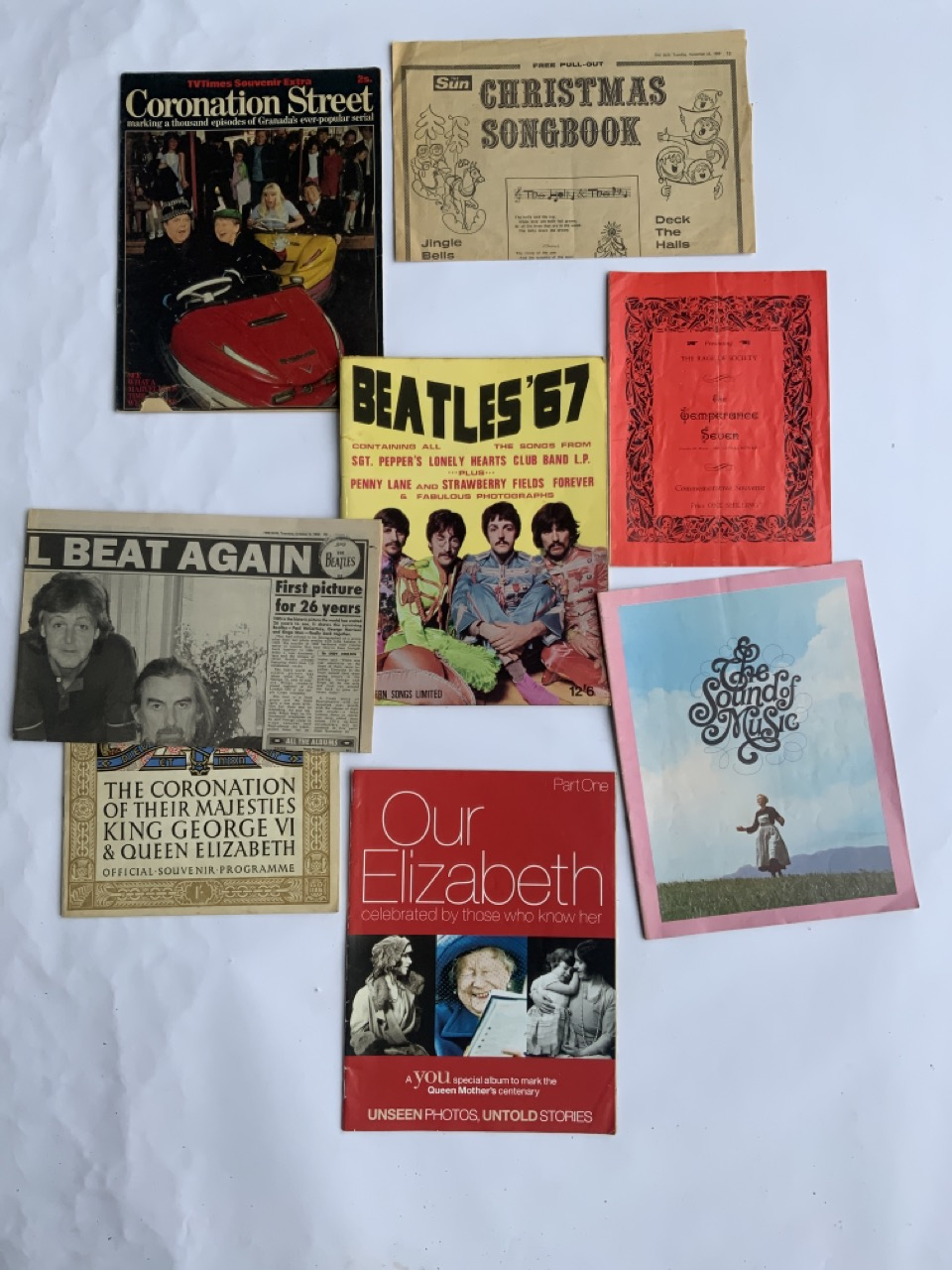 The Beatles 1967 song book contains all songs from SGT. Pepper Lonely Heart Club Band plus