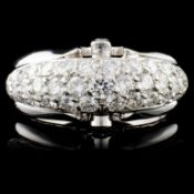 14K Gold 2.15ctw Diamond Ring