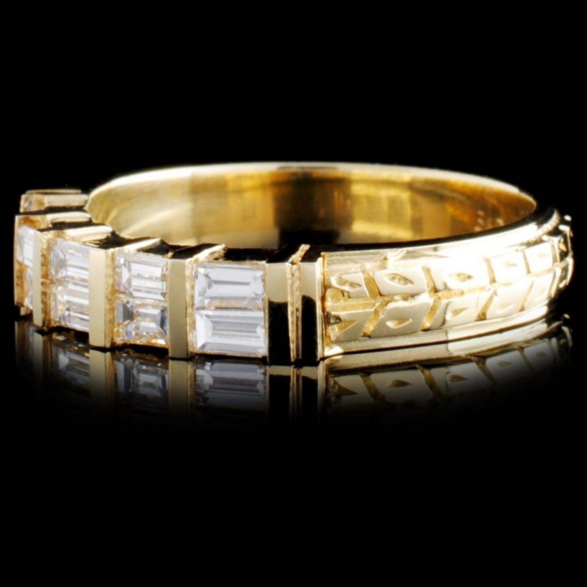 14K Gold 0.62ctw Diamond Ring - Image 2 of 2