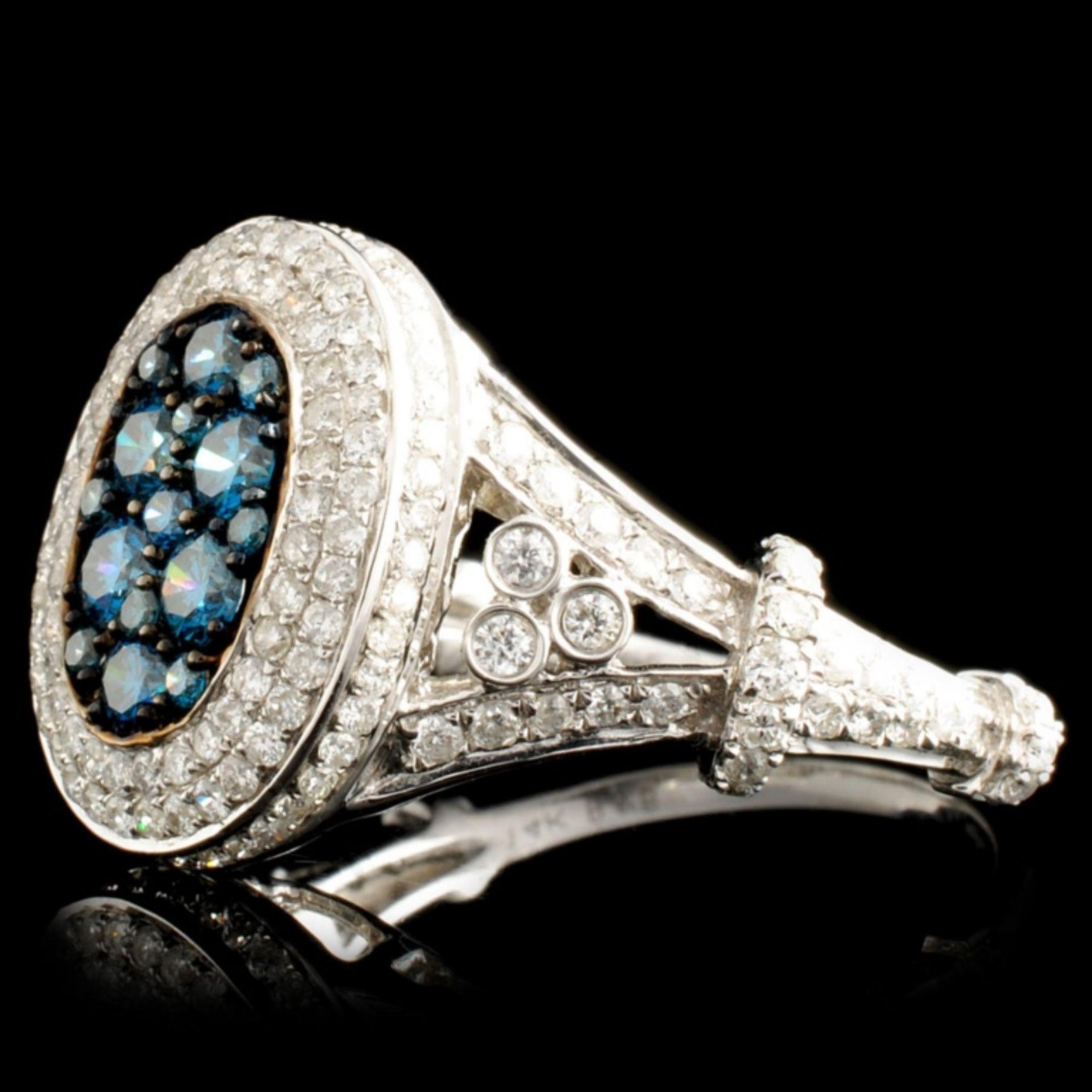 14K Gold 1.20ctw Diamond Ring - Image 2 of 5