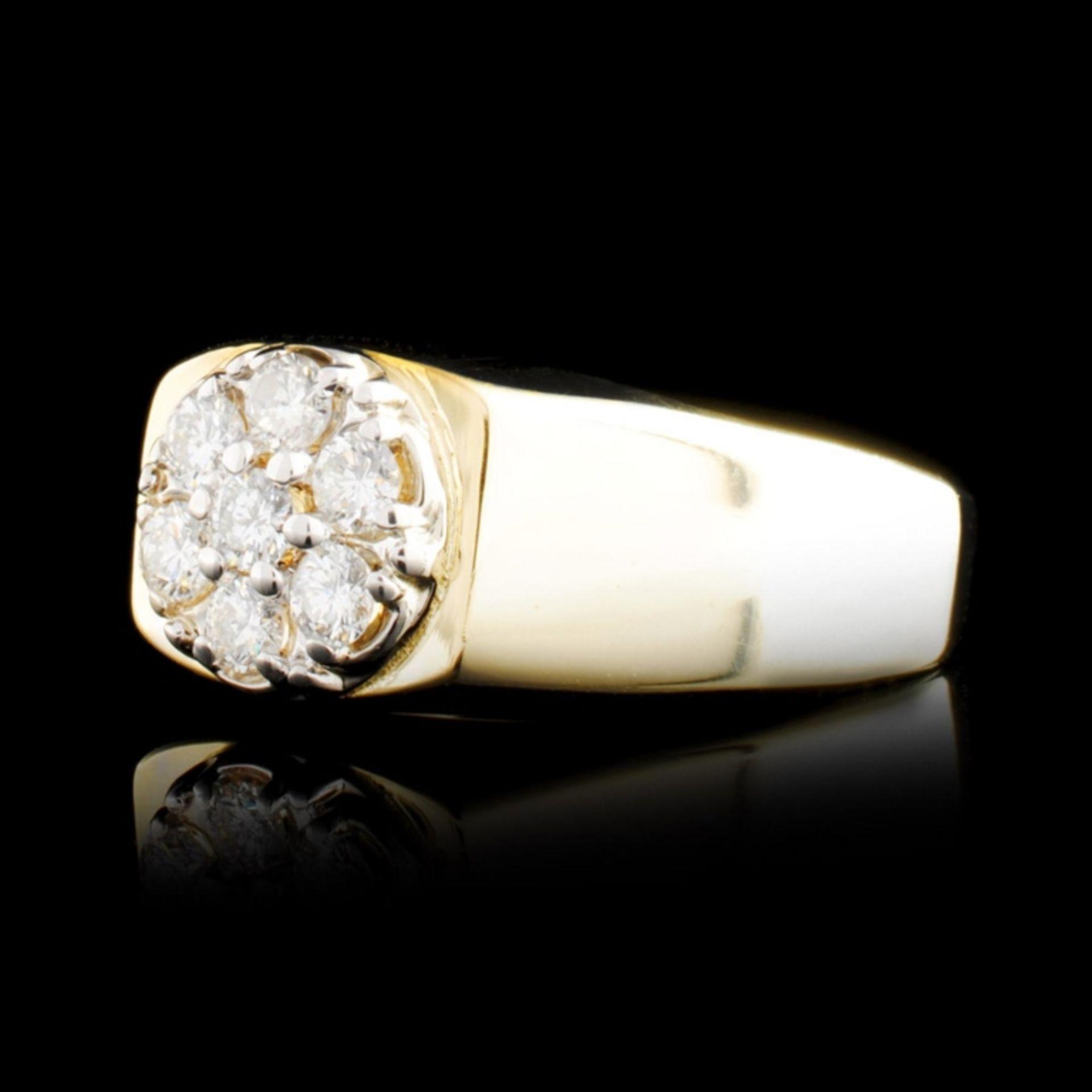 14K Gold 0.28ctw Diamond Ring - Image 2 of 5