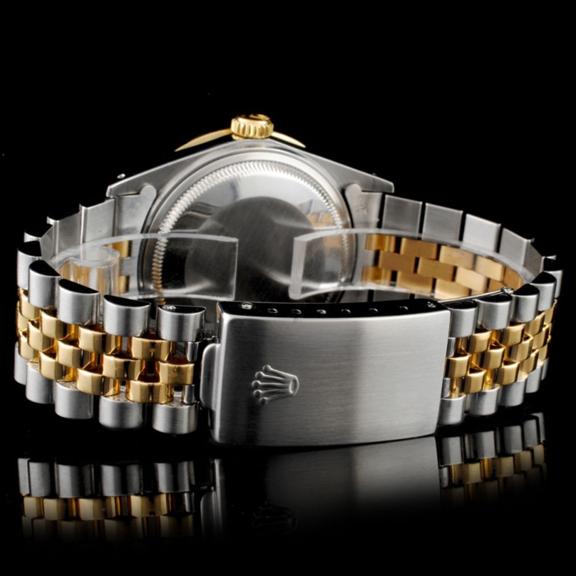 Rolex DateJust 36MM 1.50ct Diamond Wristwatch - Image 7 of 7
